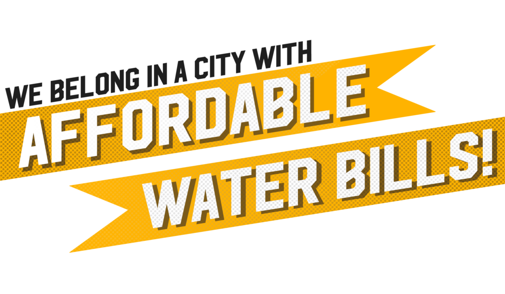 Water Bill Relief for Baltimore City